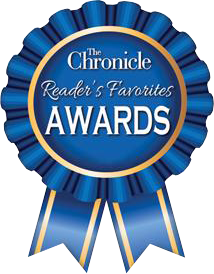 The Chronicle - Reader's Favorites Awards